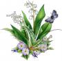 отдушка Весенние цветы
