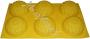 форма Золотой Шар силиконовая