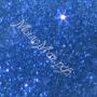 перламутр Голубой (глиттер)