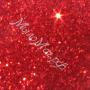 перламутр Красный (глиттер)
