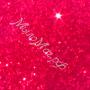 перламутр Розовый (глиттер)