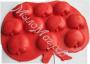форма Яблоко силиконовая (малая)