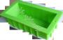 форма Прямоугольная 20x8.5x6 см силиконовая