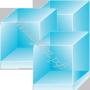 основа для мыла прозрачная Crystal HCVS