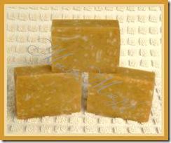 Мыло из косточек абрикоса
